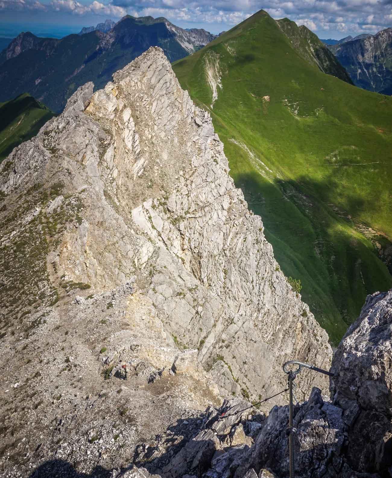 Pleisspitze Panorama