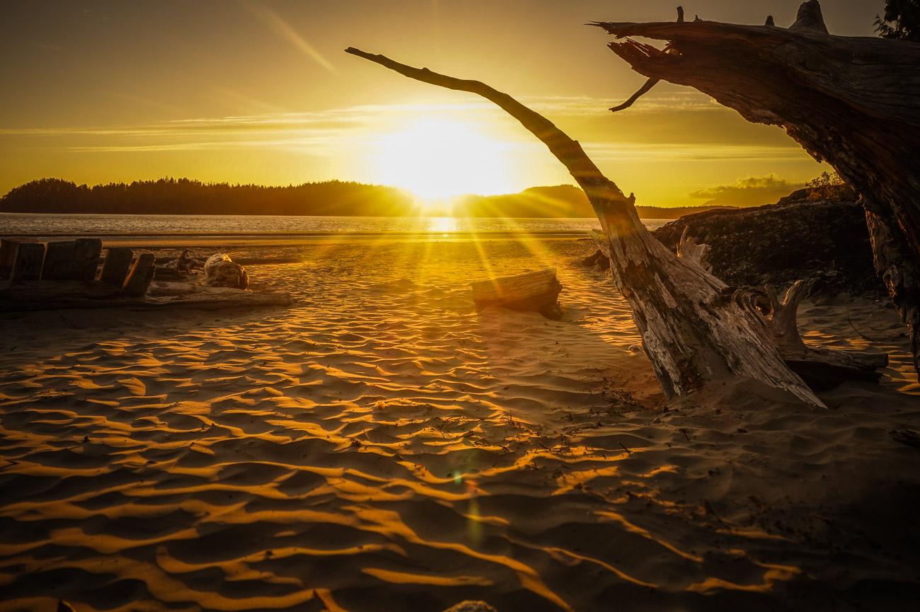 Lone Cone Beach