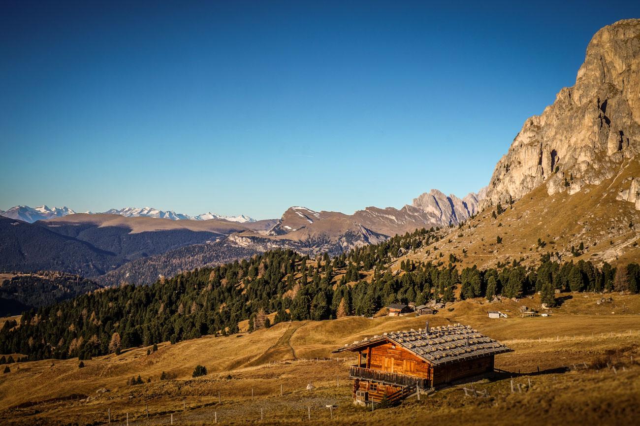 Murmeltierhütte