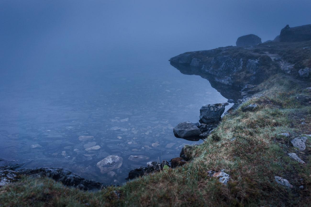 Nebel Storevatnet