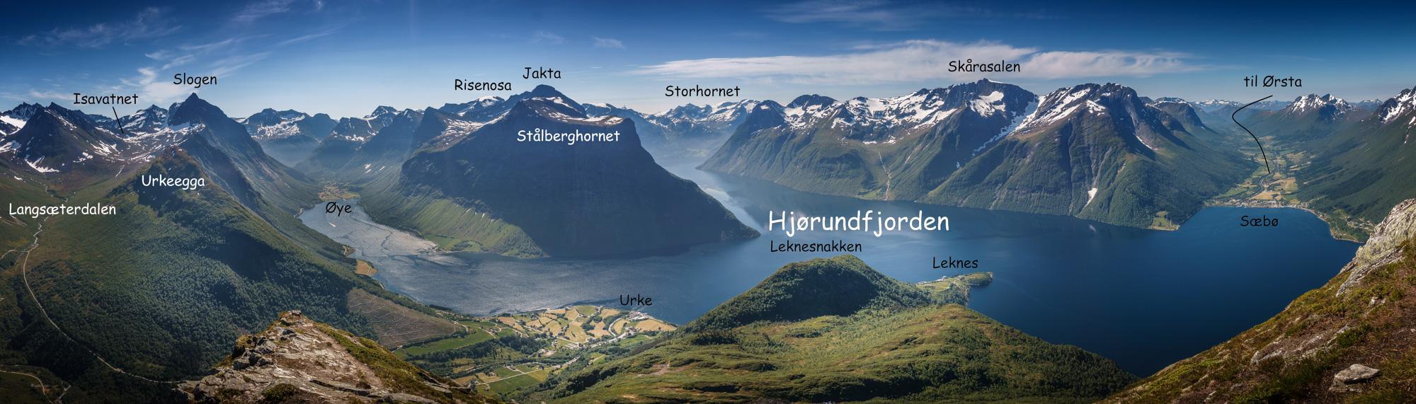 Saksa Panorama komplett