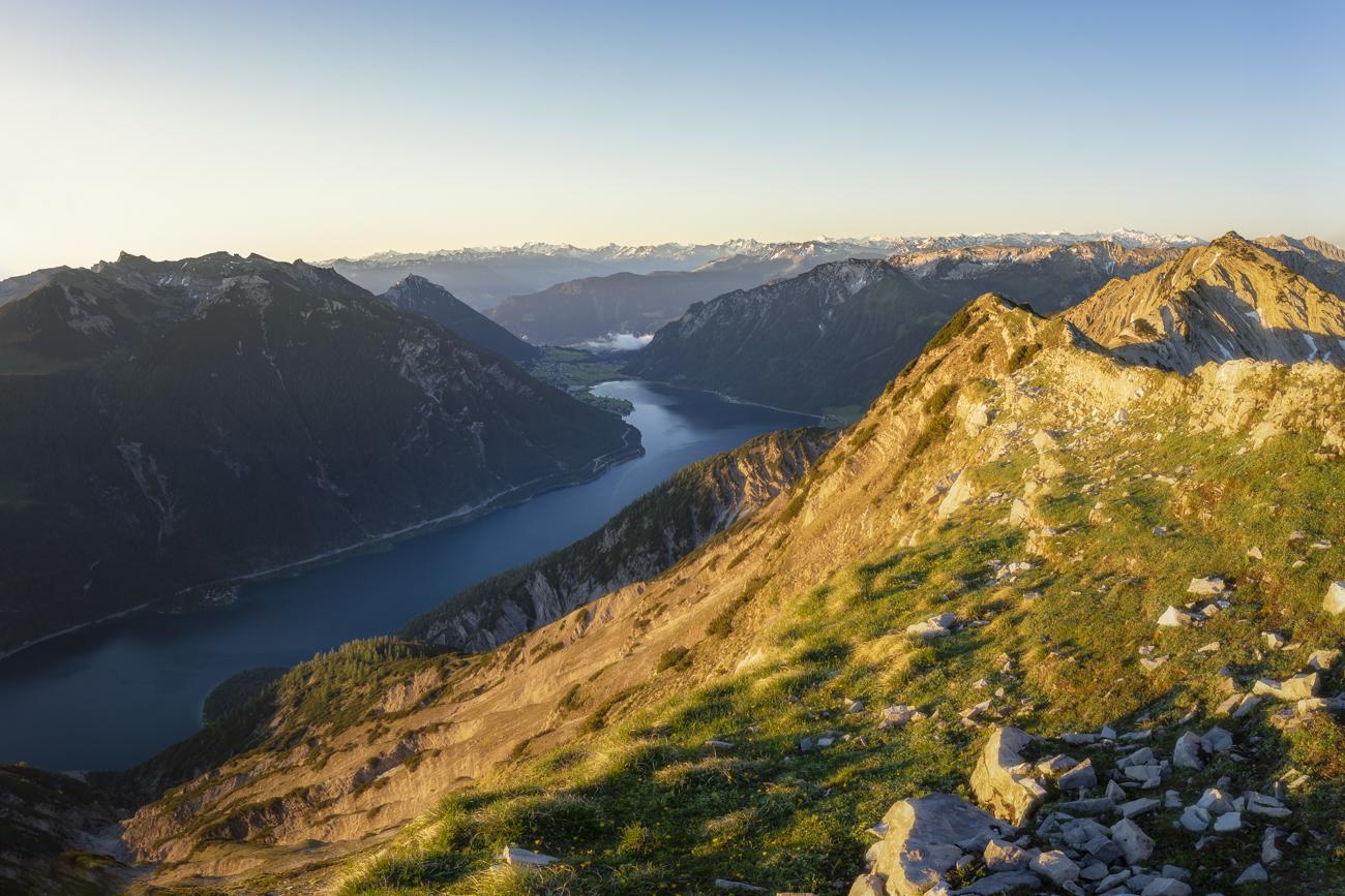 Ist das der schönste Ausblick auf den Achensee?